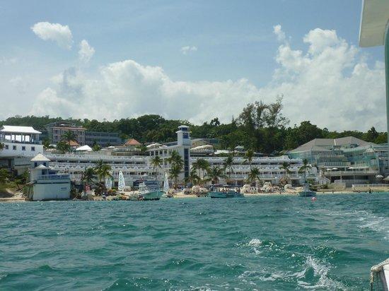 Beaches Ocho Rios Resort & Golf Club:                   Sea view