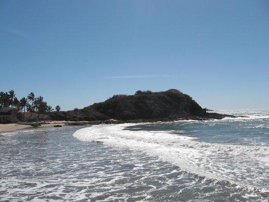El Cid Marina Beach Hotel: beach