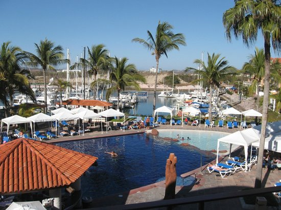 El Cid Marina Beach Hotel: pool
