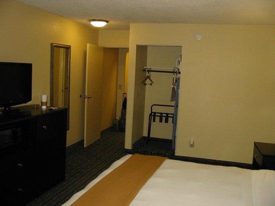Holiday Inn Express Alpharetta-Roswell: Spacious room