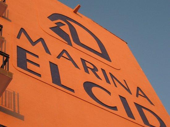 El Cid Marina Beach Hotel: hotel