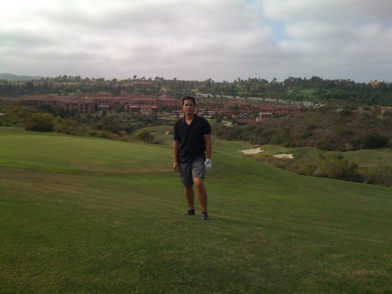 Fairmont Grand Del Mar:                   golf course