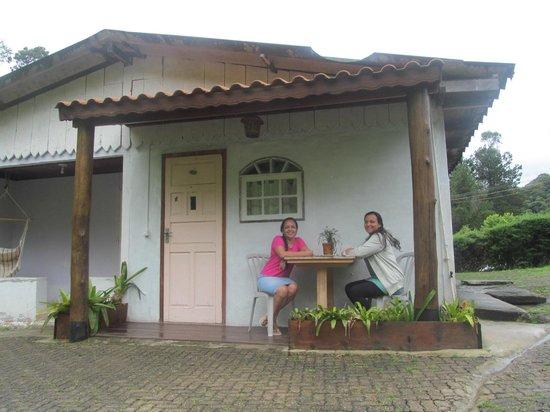 Hotel Shallon Adonai:                   um dos chalés