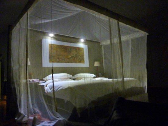 Wilderness Safaris DumaTau Camp :                                     Our Tent