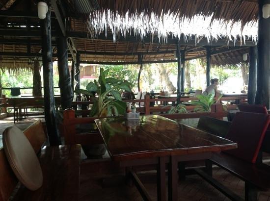 Kohjum Joy Bungalow:                   the restaurant