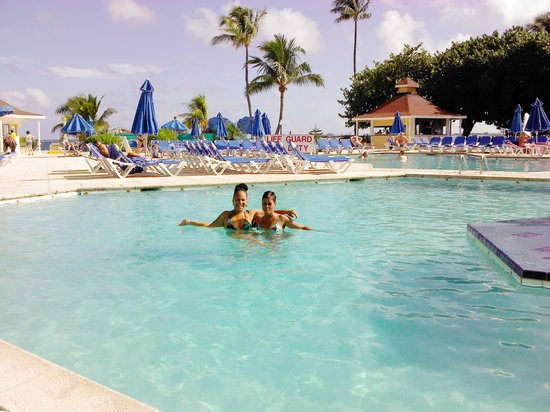 Breezes Resort & Spa Bahamas:                   Pool