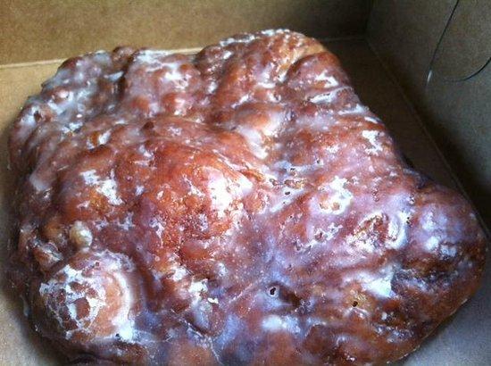 D & V's Bakery:                   Apple Fritter
