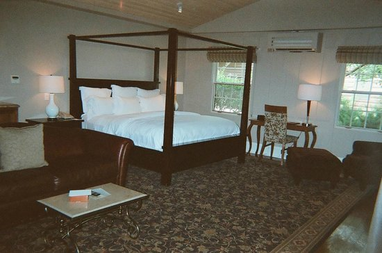 L'Auberge de Sedona: this bed was heaven