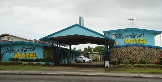 Moondarra Motel Innisfail: Reception