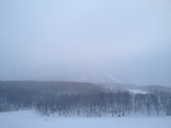 Killington Resort:                   view from our room
