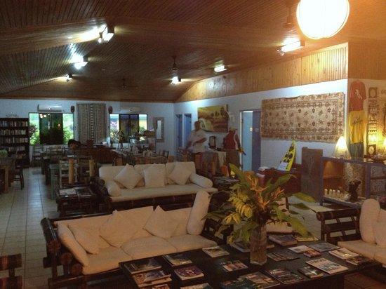 Waidroka Bay Resort :                   Dining Hall