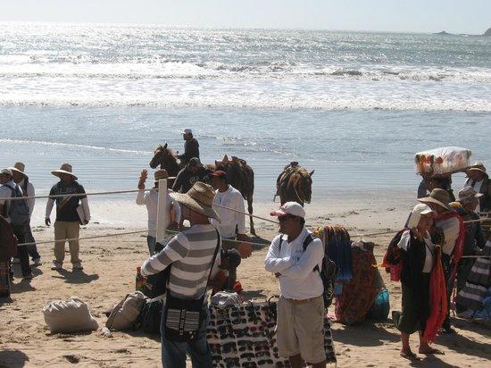 El Cid Castilla Beach Hotel : beach