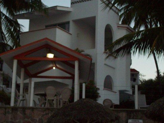 Hotel y Suite Corita:                   asi se ve el hotel