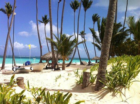 Grand Palladium Punta Cana Resort & Spa:                   Plage