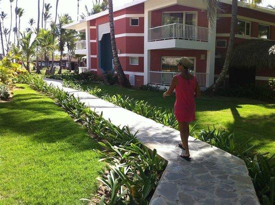 Grand Palladium Punta Cana Resort & Spa:                   Très beaux villas