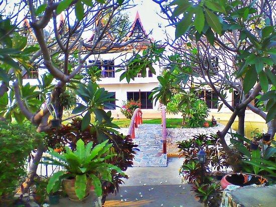 Hua Hin Manee Siam Resort : view