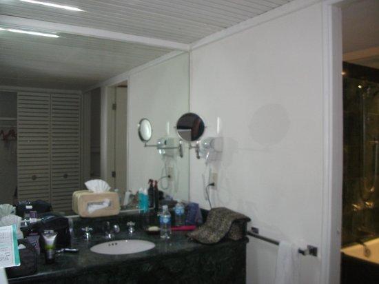 Grand Oasis Sens:                   salle de bain