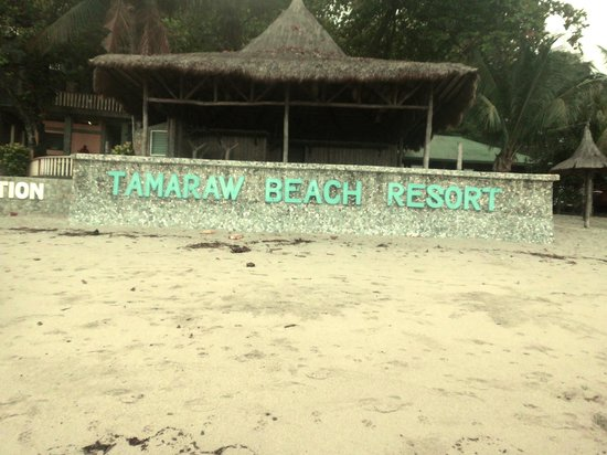 Tamaraw Beach Resort 사진