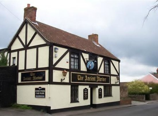 the ancient mariner  nether stowey