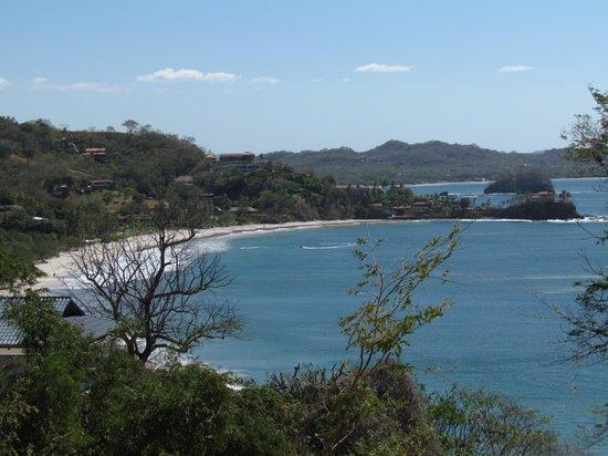 Flamingo Beach Resort And Spa:                   Vista del golfo