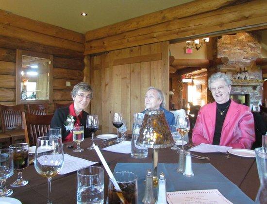 Log Cabin Fine Dining: Birthday celebration