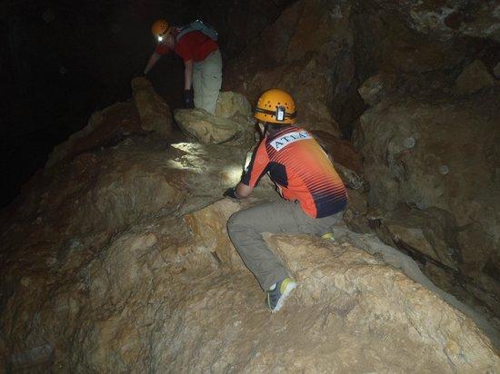 写真Ngilgi Cave枚