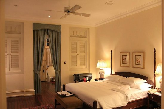 The Courtyard Suite Picture Of Raffles Hotel Singapore Singapore