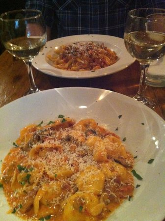 Photo of Italian Restaurant La Nonna at 184 Kent Ave, Brooklyn, NY 11249, United States