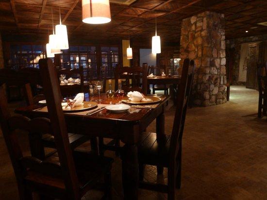 Posada de las Flores - Punta Chivato: Dining room