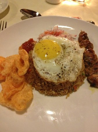 Jetwing St. Andrew's:                   Delicious Nasigoreng