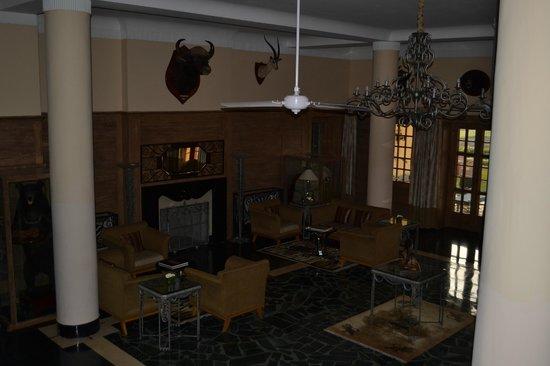The Gateway Hotel Ramgarh Lodge Jaipur: Lobby