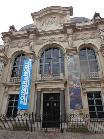 Mobilier National et Manufactures des Gobelins: Facade sur avenue des Gobelins