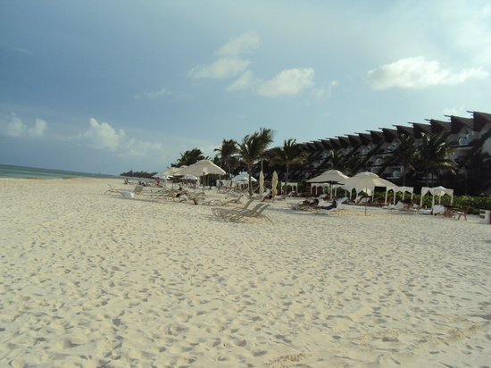 Grand Velas Riviera Maya:                   cerca del rest azul
