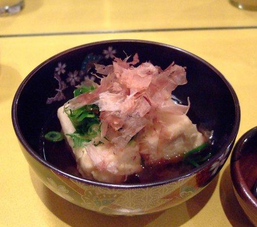 Kuishimbo: Tofu