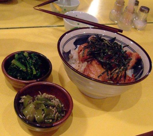 Kuishimbo: Delicious japanese lunch