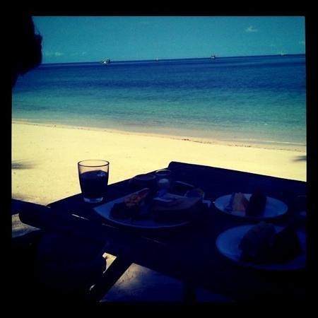 Haad Yao Villa:                   breakfast every morning! paradise!