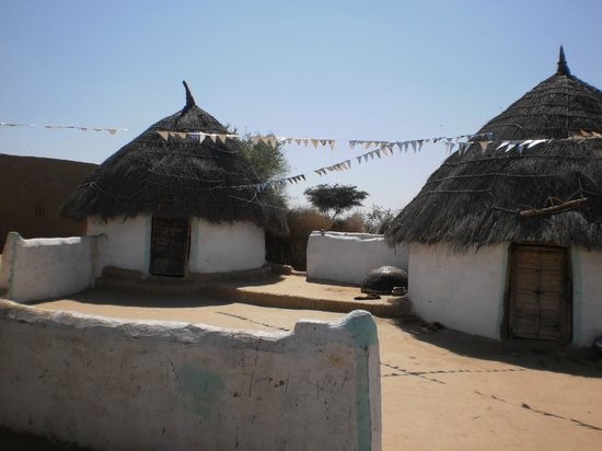 The Village Home Of Artisan Tari Devi Picture Of The Charkha By