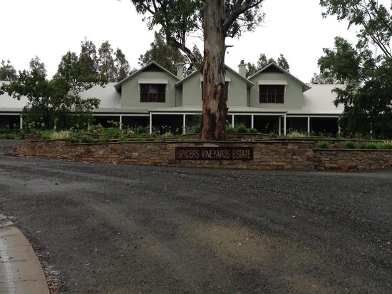 Spicers Vineyards Estate :                   Spicers