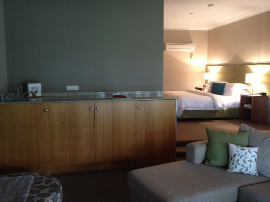 Spicers Vineyards Estate:                   My room