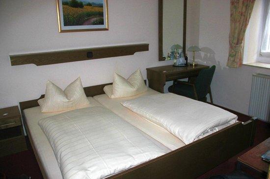 Schloss-Hotel Petry: Chambre standard