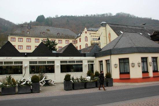 Schloss-Hotel Petry: Une partie du complexe