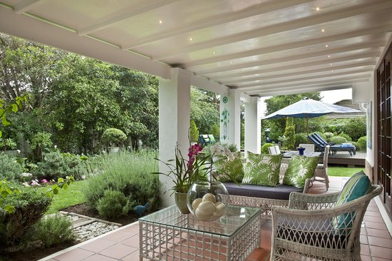 Admiralty Beach House : Garden Patio