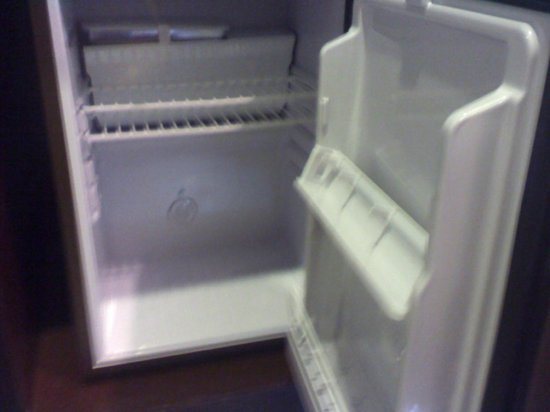 Hotel Excalibur:                   Refrigerator