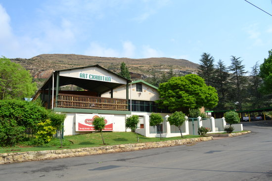 Maluti Mountain Lodge : summer