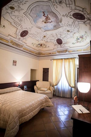 Hotel San Claudio: Suite