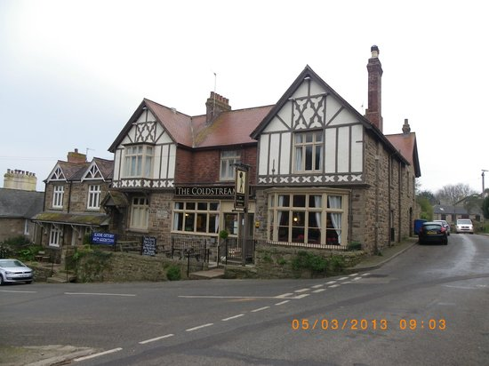 "The Coldstreamer Inn, Gulval.    ""Nulli Se"