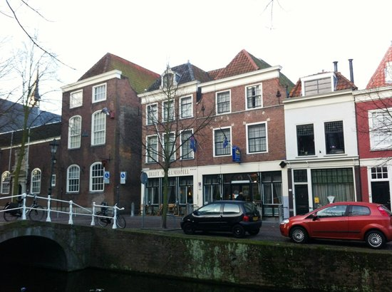 Best Western Museumhotels Delft:                   Exterior Front View