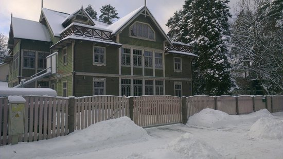 Jurmala Holidays: Winter house
