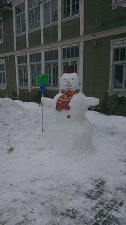Jurmala Holidays : Snowman in Snowman city