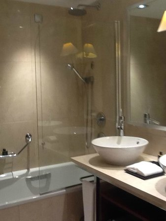 InterContinental Lisbon:                   bagno